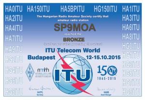 ITU SP9MOA