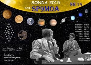 SONDA SP9MOA