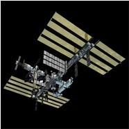 Transmisja obrazów z Międzynarodowej Stacji Kosmicznej