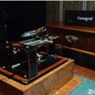 Eksperymentalny odczyt dźwięku z fonografu Edisona — 31.07.2015r.