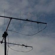 Anteny do łączności satelitarnych zamontowane!!