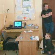 SP9MOA w Szkole Podstawowej im. Kazimierza Wielkiego