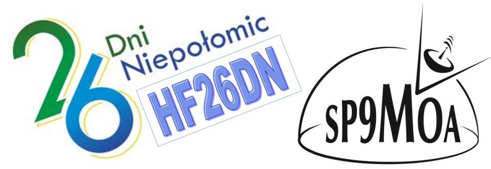 HF26DN z okazji 26 Dni Niepołomic